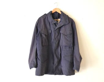 Blue Cold Weather Field Jacket