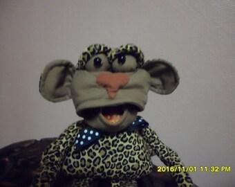 Best Dressed Monkey In Town!