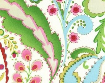 Teja Pink - Kumari Garden - Dena Designs Fabric Dena Fishbein - DF102-Pink - 100% Quilters Cotton
