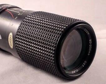 CPC Auto Zoom 80-200mm f/4.0 FD Mount zoom lens