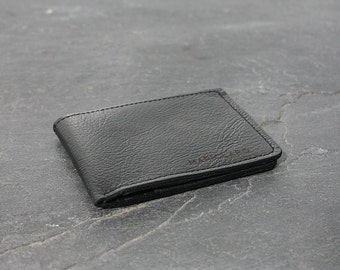 Mariclaro Billfold made from the interior of a 2001 Mercedes E320