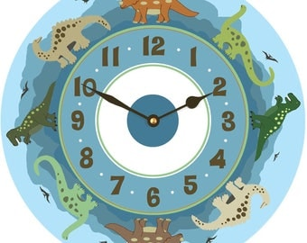 Dinosaur Clock (sorry out of stock)