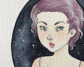 Original painting - Space