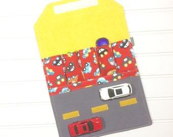 Ready Set Go | toy cars | Car carrier | Car holder | Pretend play | Travel car mat | Activity wallet | Hot wheels | Carrier | Matchbox