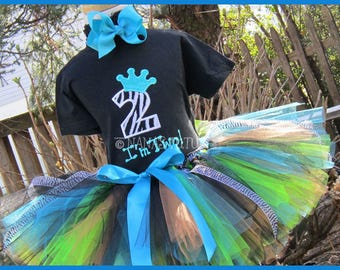 2yrs, Ready to Ship, Princess Crown with Number 2,   Party Outfit,Tutu Set, Theme Party, Birthday Girl
