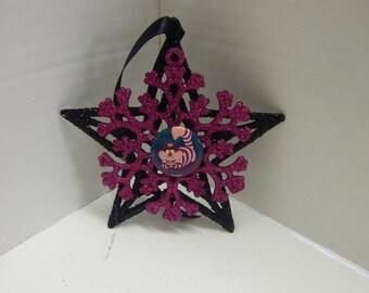 Christmas Ornament Disney Cheshire Cat