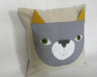 Mister Pwrr   pillow cover