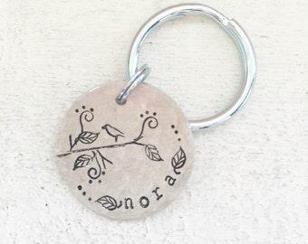 Little Birdie Keychain