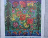 Mountain Paper Piecing Quilt Pattern Sisters Scape