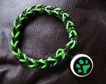 Chat Noir Stretch Bracelet