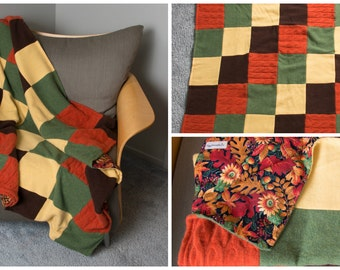 Recycled Cashmere Blanket