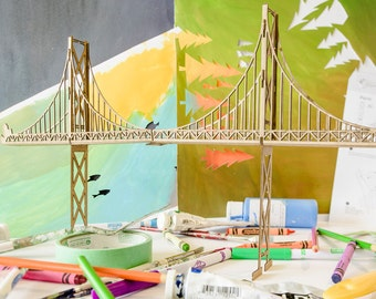 Lionsgate Bridge Model Kit