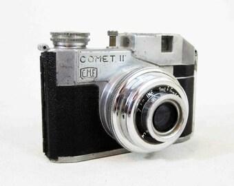 Vintage Bencini Comet II, 127 Camera. Circa 1950's.