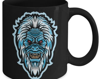 Abominable Snowman Mythical Creature Yeti Coffee Mug