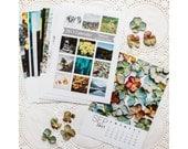 2017 Desk Calendar, Photo Calendar, 5x7 Desk Calendar, Fine Art Photography, 5x7 Calendar, 2017 Calendar, Nature Calendar,Photo Calendar
