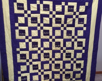 Crown royal quilt