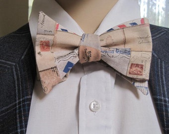 You've Got Mail Bow Tie