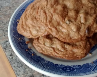 Chocolate Chip Cookies Gluten and Soy Free Mix