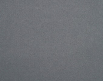 100% Wool Felt 20cm x 30cm 1mm thick - DF39 DarkGrey