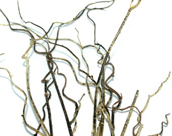 3 Faux Wood Branches