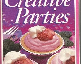 """Pillsbury """"Creative Parties Cookbook"""