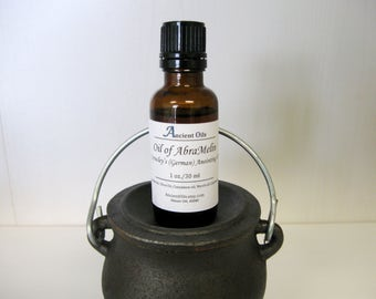 Oil of AbraMelin, Magical oil with Calamus