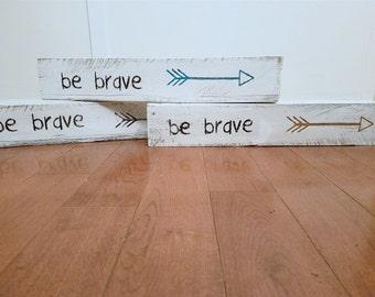 Be Brave by DavisDesignMarket