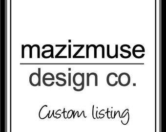 Custom for ABryan241, Set of 3 Sunbrella Outdoor Pillow Covers, Decorative Blue Black & Grey Color Block Pillow Covers, Modern Pillow Covers
