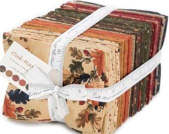 Oak Haven 40 Fat Quarter Bundle by Kansas Troubles Quilters for Moda Fabrics 9520AB