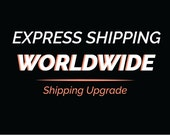 Shipping Upgrade, worldwide shipping, EMS, EXPRESS Shipping to the USA, U.K, Canada, France, Germany, Australia...