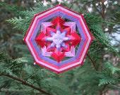 Christmas Mandalas, in stock by Inga Savage