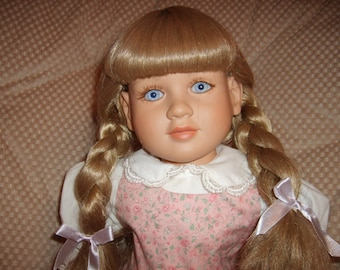 Vintage My Twinn Doll-Cute