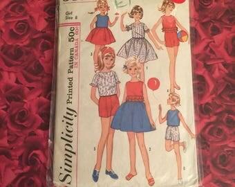 60's Vintage Simplicity Pattern