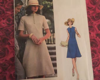 60's Vogue Couturier Sewing Pattern Designer Sybil Connolly