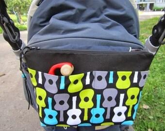Stroller bag, diaper bag baby, stroller organiser