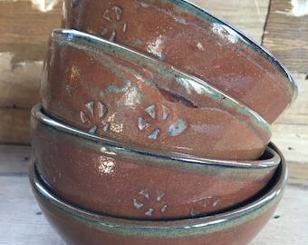 Bowl, stacking bowl, handmade pottery bowl