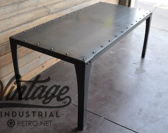 Industrial Modern Table