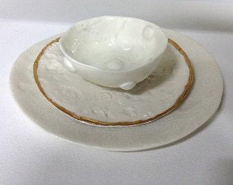 porcelain set 'Ludwig'
