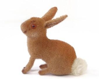 Vintage Künstlerschutz Animal Bunny Rabbit Hare