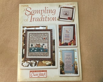 A Sampling of Tradition-book of samplers