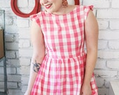Pink Picnic Dress - only two made!