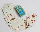 1960s Milwaukee Road Railroad Playing Cards