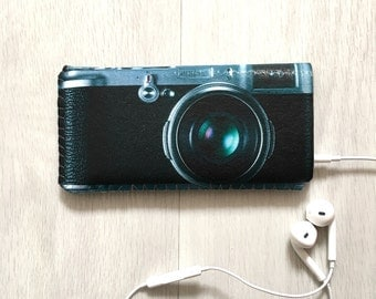 Samsung Galaxy S7 Case, Samsung Galaxy S7 Edge, Samsung Galaxy S6 Case, Samsung Galaxy S6 Edge Case - Retro Camera