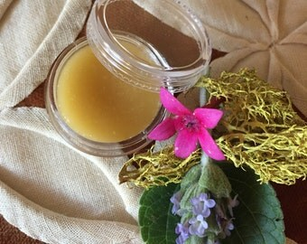 Morning Dew // Solid Perfume // Oakmoss and dreamy Floral Velvet