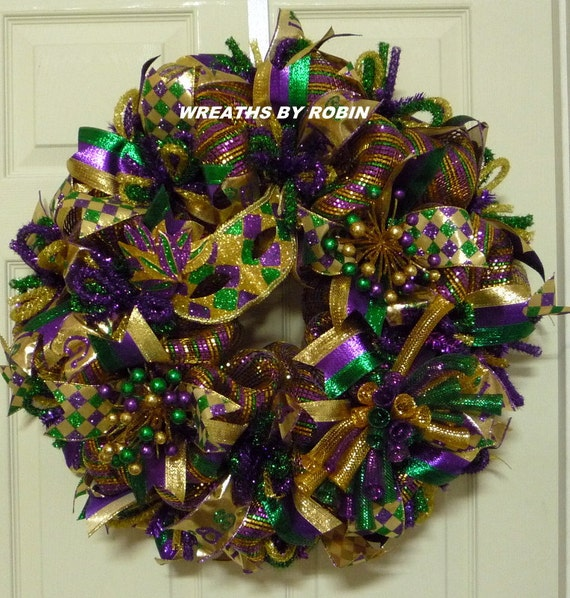 Mardi Gras Mardi Gras Decorations Mardi Gras Decor Poly