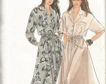 Vintage Simplicity 7220 It's So Easy Dress Pattern   SZ 8-10