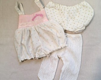 Vintage Cabbage Patch Kid Clothes