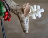 Stickleg Christmas Reindeer - FAMILY