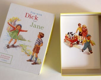 Fun with Dick and Jane Notecards Boxed Set