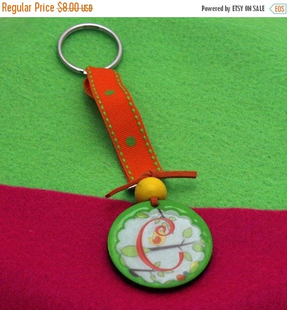 Christmas Sale cute and sassy/personalized keychain